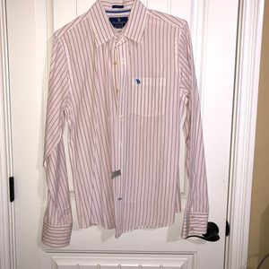 Abercrombie and Fitch size XL fresh from cleaners